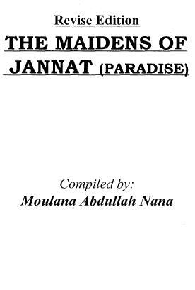 Maidens of paradise download pdf book writer molana abdullah nana