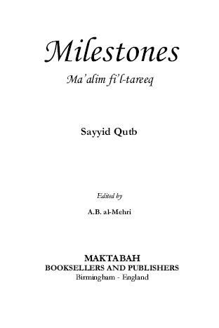 Milestones special edition download pdf book